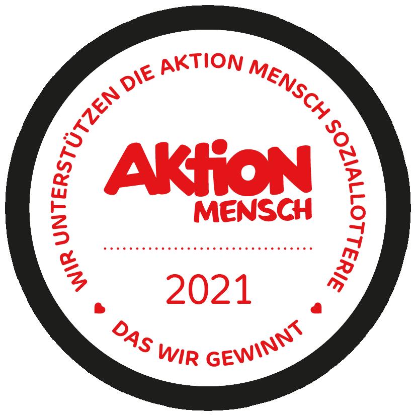 Aktion Mensch Siegel 2021